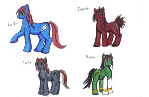Forum requests- ponified by KyuubiNight