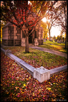 The Autumn Crypt by kkart