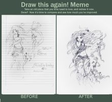 Improvement Meme by marichuya
