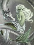 The Serpent and the Siren by fearn