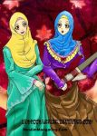 Muslimah Sister By Iamnoobartist-d8rq8pv by IamNoobArtist