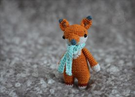 Exupery fox by Keila-the-fawncat