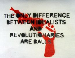 IDEALISTS AND REVOLUTIONARIES by Aeris144