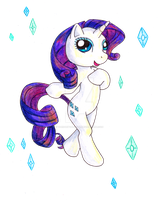Rarity by thedustyphoenix