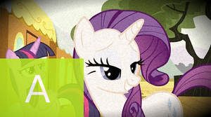 MLP FiM: S4 E8 - Rarity Takes Manehattan Review by Cuddlepug