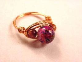 Atum ring by sojourncuriosities