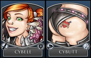 BC2013 Badge Cybele by Noxychu