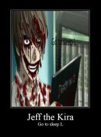 Jeff the Kira by LoLCicix