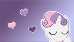 Sweetie Belle Wallpaper by 30ColoredOwl