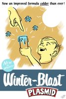 Winter-Blast Plasmid by tinamin1