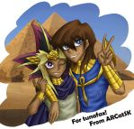 Egyptian Bros by ARCatSK
