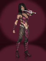 Mileena by Sticklove