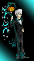Frost Skellington by TKreativeTanke
