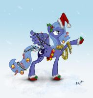 Holiday Cheer by LuezA-35