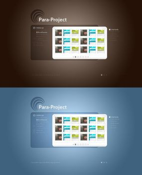 Para-Project Portfolio 2010 by mike-hege