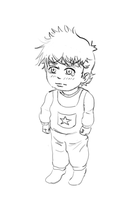 Baby tony (Wip) by Quietshade63