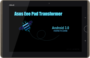 Asus Eee Pad Transformer by hsigmond