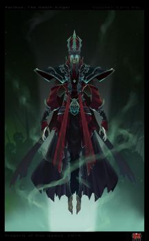 Re-worked Karthus 2014 by The-Bravo-Ray