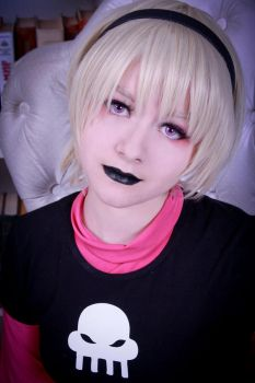 Homestuck: Rose Lalonde by Akai-Ritsuka