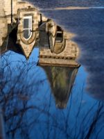 Puddle Reflection by piglet365