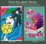 Meme Before and After Sour Candy by aprilmdesigns