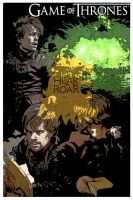 Tyrion poster 2 by DarioPC17