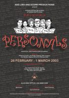 Personals Poster by legley