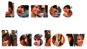 James Maslow Text PNG by SuperstarElevate