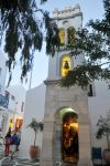 Church in Mykonos - 1 by wildplaces