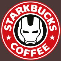 Starkbucks Coffee by Sefi