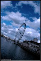 london eye by thembo