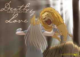 Narnia Holy Week: Death conquered by Love by ElykRindon