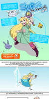 Star Vs the forces of evil by malengil