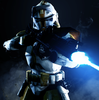 CC-5052 Commander Bly by LordHayabusa357