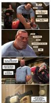 Strict Soldier's guide for MvM: Heavy (Part 2) by Menaria
