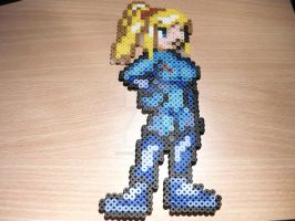 Zero Suit Samus by DisasterExe