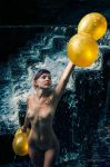 yellow. by draechlein