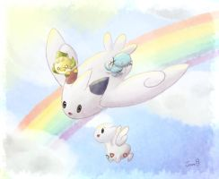 Over the Rainbow by Swadloon