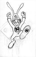 Draw-Off No. 37: The Noid by Maxahiss
