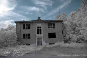 Old Edmonton School IR 1 by GothicAmethyst