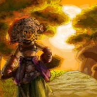 Legend of Mana - protagonist by terra86