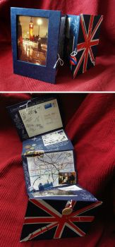 london travel book by greyfin