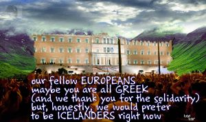 we are all ICELANDERS by taftar