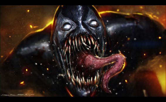 Venom by johnsonting