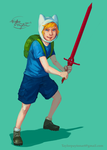 An Unweidly Lad with a Sense of Adventure by Taylor-payton