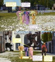 Friends To Rely On by ScottWolf