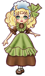 Candy Candy dollydoll by ma-petite-poupee