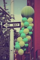 one way by Kitty-of-Troy