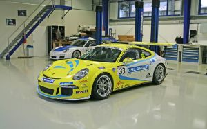 2014 Molitor Racing Systems Porsche 911 GT3 Cup by ThexRealxBanks
