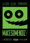 makesomenoiz 7 by sicknico